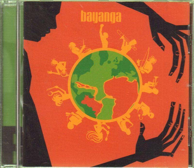 Bayanga(CD Album)Bayanga-New