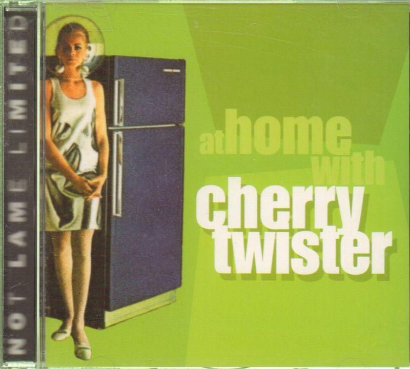 Cherry Twister(CD Album)At Home With Cherry Twister-New