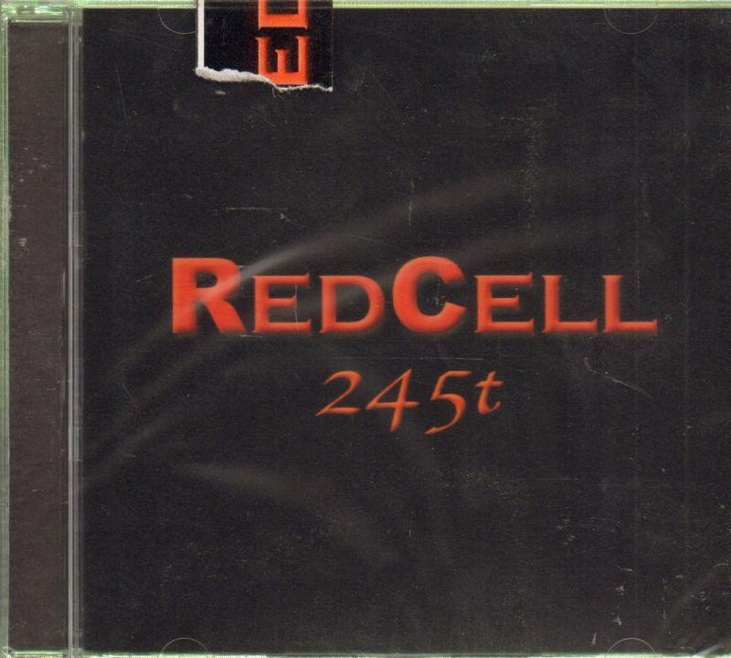 Redcell(CD Album)245T--New